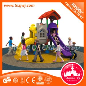 Commercial Kindergarten Equipment Playground Slide Set pictures & photos
