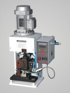 Mute Stripping and Crimping Machine pictures & photos