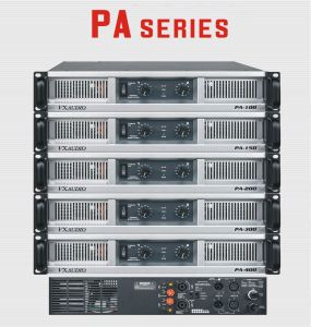 PA Series Stereo Sound of Power Amplifier pictures & photos