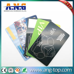 Plastic RFID Smart MIFARE 1k Card for Security Membership Management pictures & photos