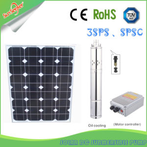 12V, 24V, 48V Solar DC Submersible Pump pictures & photos