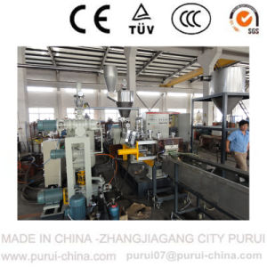 Waste Pet Bottle Flakes Recycling Machine for Pet Pelletizing pictures & photos