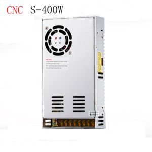 S-400W Made in China Factory Price 48V 8.33A 400W CCTV Power Supply pictures & photos