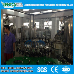 Manufacturer Automatic 3 in 1 Bottled Water Machine pictures & photos
