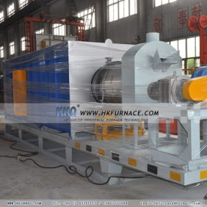 Drum-Type Gold Ore Calcining Furnace pictures & photos