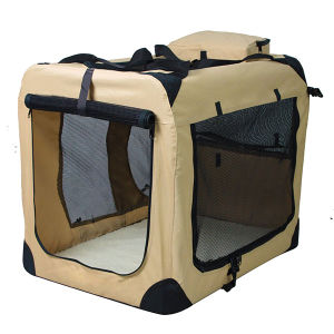 Foldable Washable Pet Carrier Soft Portable Pet Travel Bag pictures & photos