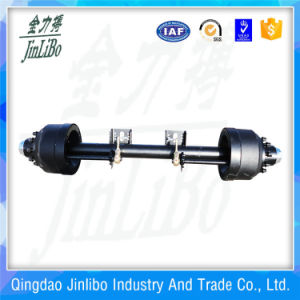 Trailer Part American Type Axle Fuwa Type Axle pictures & photos