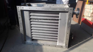 Flue Gas Finned Tube Heat Exchanger for Heat Recovery pictures & photos