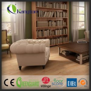 Plastic Flooring Type PVC Materials Lvt Luxury Vinyl Tiles pictures & photos