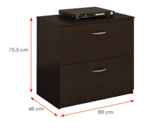Wooden Wardrobe /Nightstands /Shoes Case /Side Cabinet (HX-DR435) pictures & photos