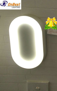 IP65 Decorative 12W LED Ceiling Light in Oval Shape pictures & photos
