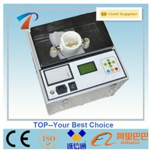 Fully Auto Transformer Oil Bdv Analysis Device (IIJ-II-100KV) pictures & photos