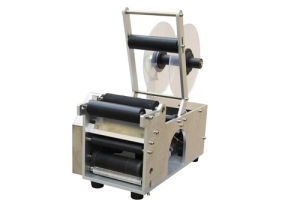 Manual Round Bottle Labeling Applicator (mm-130A) pictures & photos
