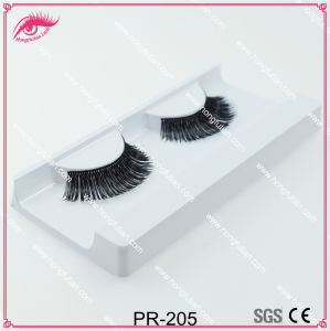 Beauty Human Hair Eyelashes with Box Packaging pictures & photos
