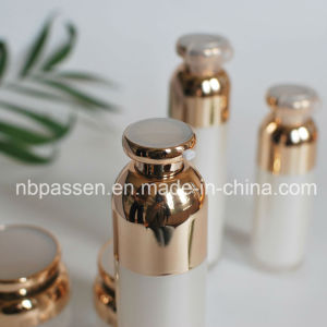 High-End Cosmetic Packaging Acrylic Bottle with Airless Pump (PPC-NEW-123) pictures & photos