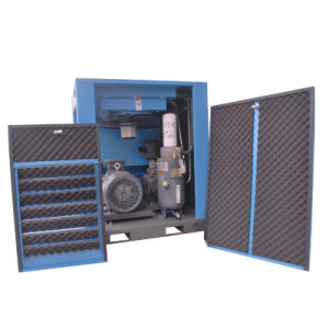 30kw 40HP Electric Rotary Screw Air Compressor pictures & photos