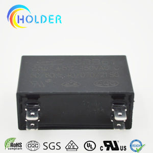 High Voltage Black Box Cbb61 Capacitor for Fan pictures & photos