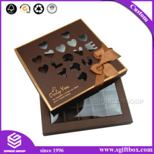 Eco-Friendly Bespoke Carboard Packaging Gift Candy Chocolate Box pictures & photos