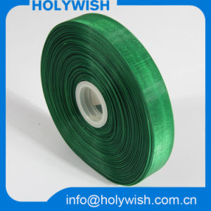 Wholesale Nylon Satin Wired Sheer Organza Ribbon for Bows pictures & photos