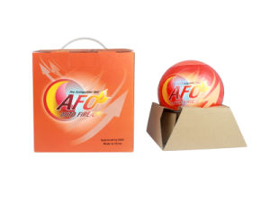 ABC Dry Powder Automatic Fire Extinguisher Ball Fire Alarm Fire Extinguisher Ball pictures & photos