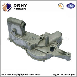 Customize Aluminum Die Casting Parts with CNC Machining for Auto pictures & photos