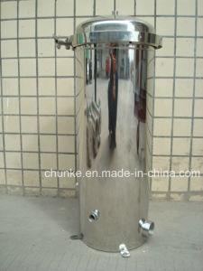 "Industrial Ss / PVC 20"" PP Cartridge Water Filter Housing Equipment pictures & photos"