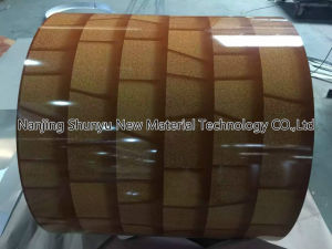 Color Coated and Aluzinc Coated PPGL Steel Coil pictures & photos