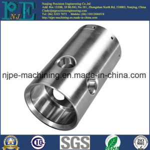 OEM Precision Stainless Steel CNC Machining Stud Flanges pictures & photos