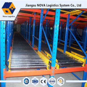 Heavy Duty Gravity Flow Pallet Racking From Nova pictures & photos