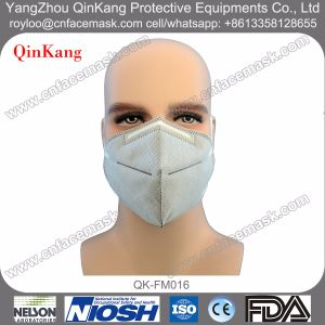 N95 Ffp2 Particulate Respirator Masks pictures & photos