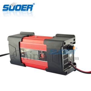 Suoer 12V 10A Rechargeable Battery Charger with Ce (DC-W1210A) pictures & photos