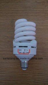 Energy Saving Lamp 50W 60W Full Spiral Tri-Color E27/B22 220-240V pictures & photos