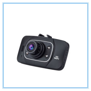 Dual Camera Lens Full HD 1080P Mini WiFi Car DVR with Night Vision pictures & photos