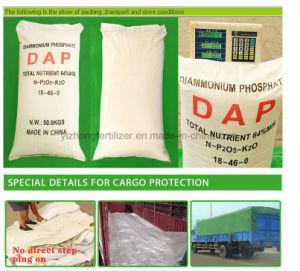 Compund Fertilizer Diammonium Phosphate DAP 18-46-0 pictures & photos
