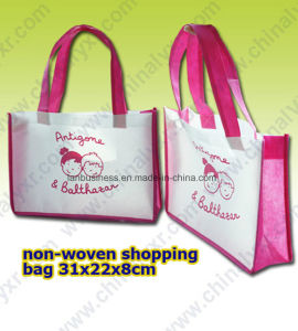 Non-Woven Bag with Lovely Printed Pattern pictures & photos