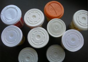 Plastic Coffee Cup Lid Medicine Tray Case Container Making Machine (model-500) pictures & photos