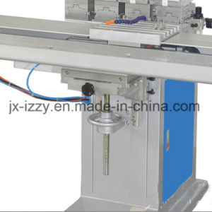 Desktop Single Color Pneumatic Pad Printer for Direct Printing pictures & photos