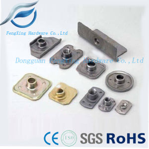 Carbon Steel Weld Nut with Welding Point