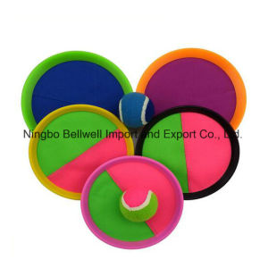 Plastic Catch Ball with Hook & Loop Ball pictures & photos