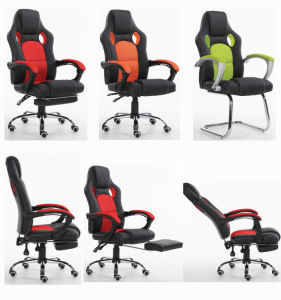 Customize Design Mesh Swivel Office Gaming Racing Chair Mesh Gaming Office Chair pictures & photos