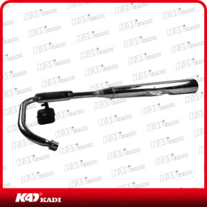 Motorcycle Spare Part Motorcycle Muffler for Bajaj CT 100 pictures & photos