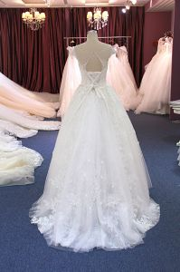 A Line Bridal Wedding Dress Manufacture pictures & photos