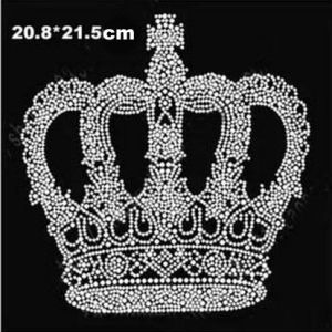 Crystal Rhinestone Heat Transfer for All Textile