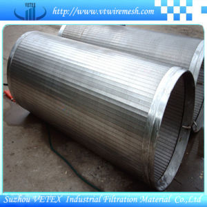 Stainless Steel Welded Ore Sieve Screen Mesh pictures & photos