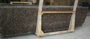 Baltic Brown Granite Slab for Sink/Coutertop/Worktop pictures & photos