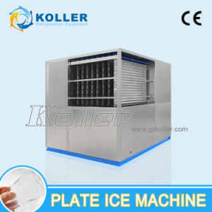 5000kg Plate Ice Making Machine for Fish Market Koller Hyf50 pictures & photos