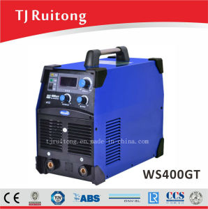 Inverter DC Arc (MMA) Welding Machine Welder Ws 400gt pictures & photos