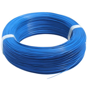 Fluoroplastic Electrical Cable 26AWG with UL10362 pictures & photos