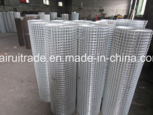 Welded Gi Wire Mesh with Welded Mesh Price pictures & photos
