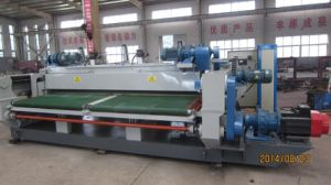 China Linyi Wood Veneer Rotary Peeling Cutting Lathe Machine pictures & photos